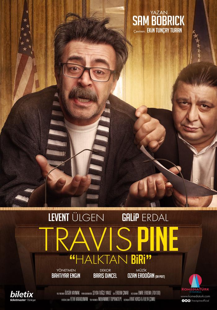 Travis Pine (Halktan Biri)